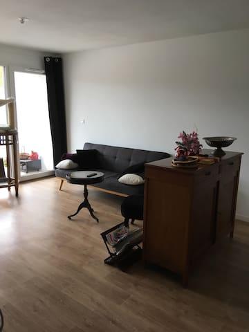 Chambre dans appartement T3