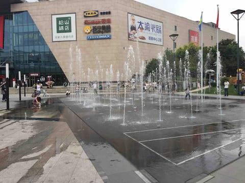 暖暖の小屋T-西红门地铁4号线-荟聚购物中心-北京南站-星光影视城-大兴机场-南向两居