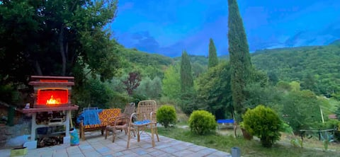 Characteristic Tuscan Rustic (Londa/Florence)