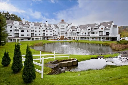 Holiday Inn Club at Ascutney Mtn Resort - Vermont - West Windsor - Condominio