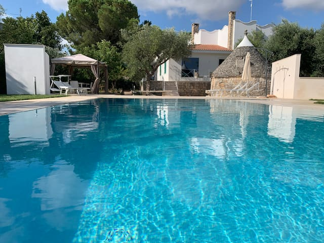 Residenza Lippolis - Top Villa with Pool in Puglia