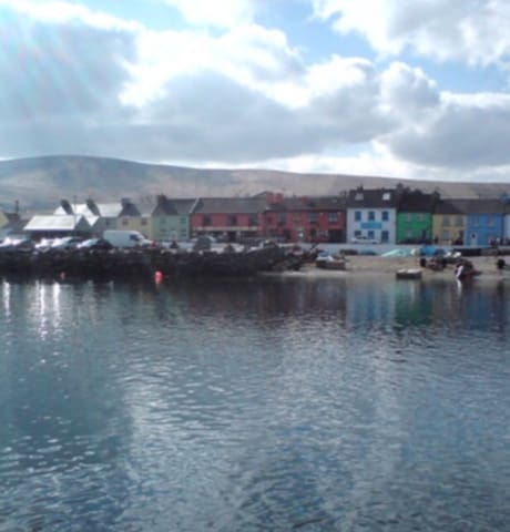 Pier view portmagee