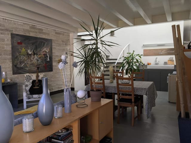 LOFT D' ARCHITECTE