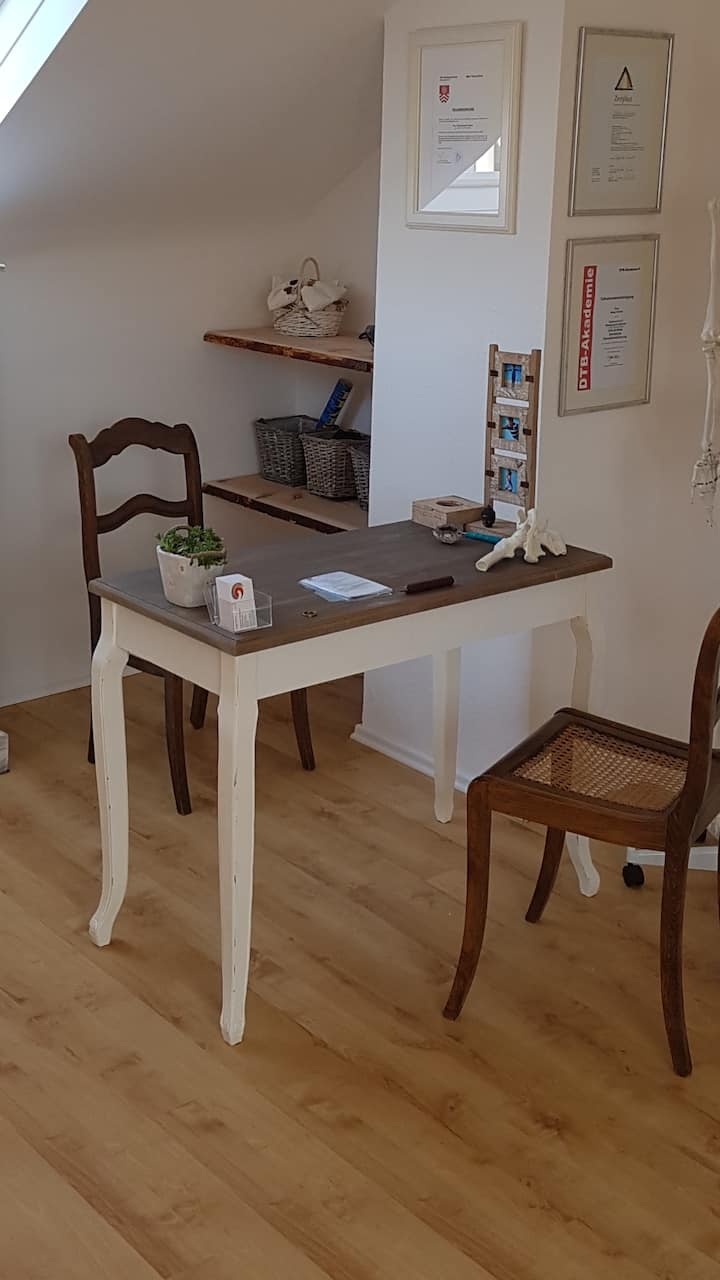 Kurzzeitzimmer in Bad Soden/Altenhain