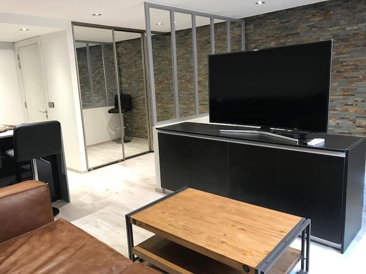 Appartement design centre-ville