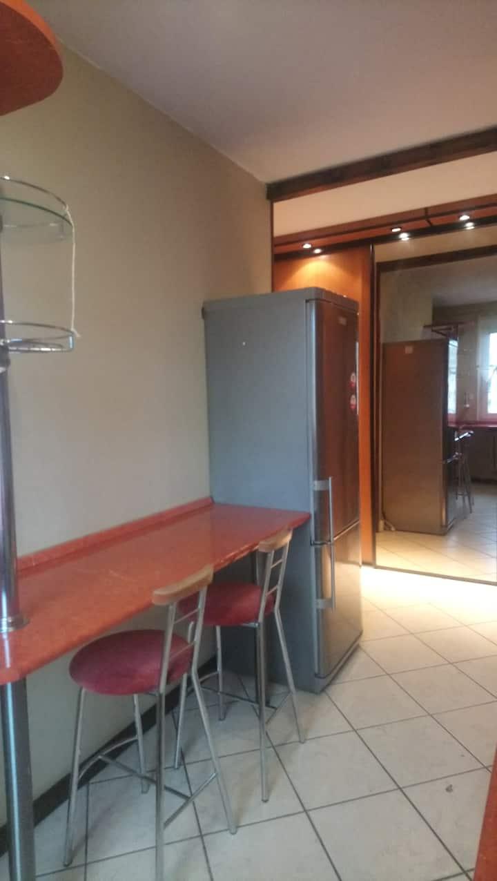 Opole mieszkanie 3-pokojowe dla 4 osób ZWM (AK)