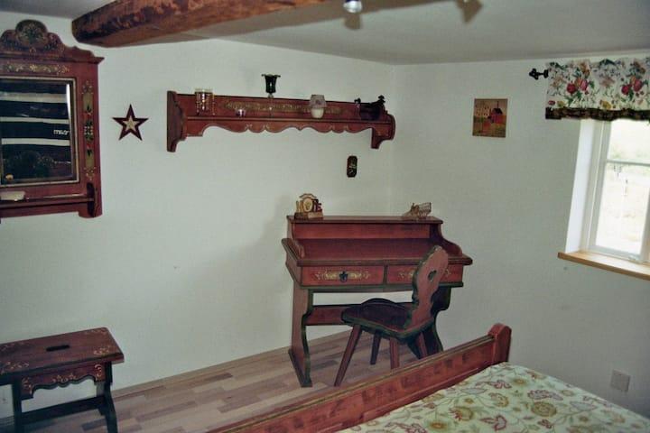 kleines Zimmer in Pension im Böhmerwald [2]