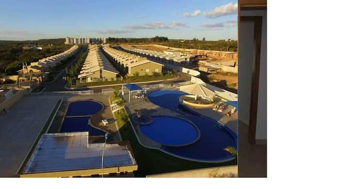 Jardins da Lagoa Resort - Tranquilidade e Lazer
