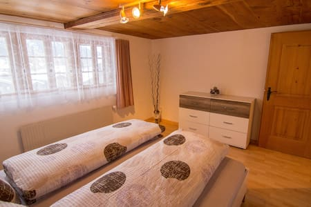 Holiday apartment in the heart of the swissalps - Reckingen VS - Apartemen