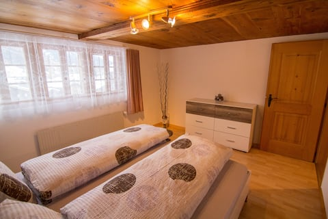 Holiday apartment in the heart of the swissalps