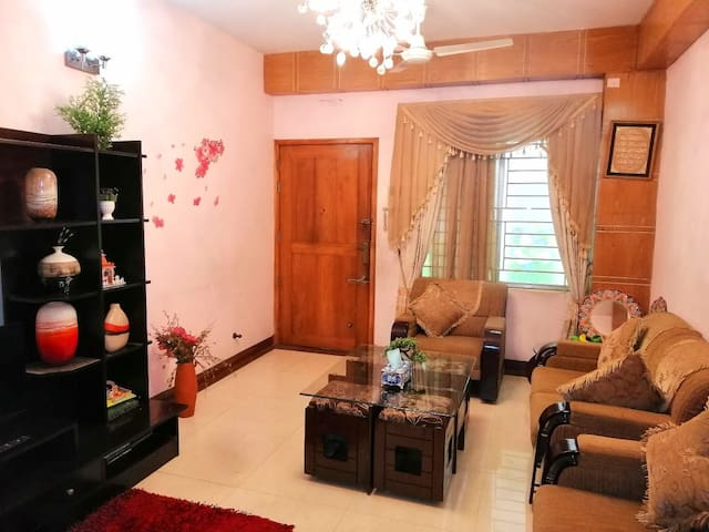 Furnished Apartment at Boropol Circle, Halishahar.
