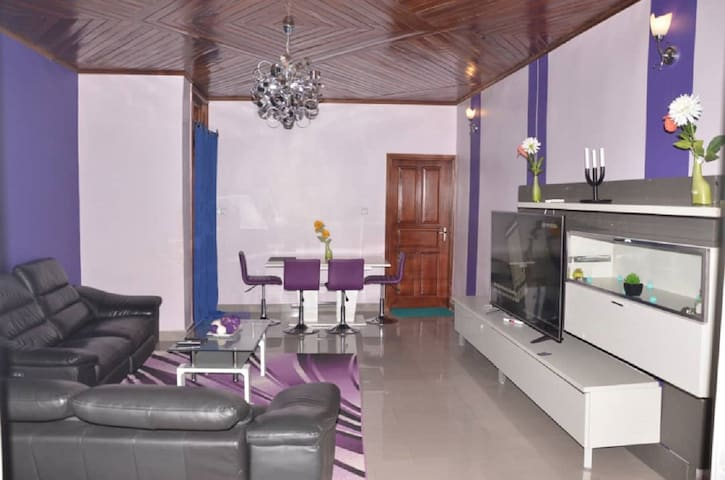 Appartements meublés Yaoundé Emana