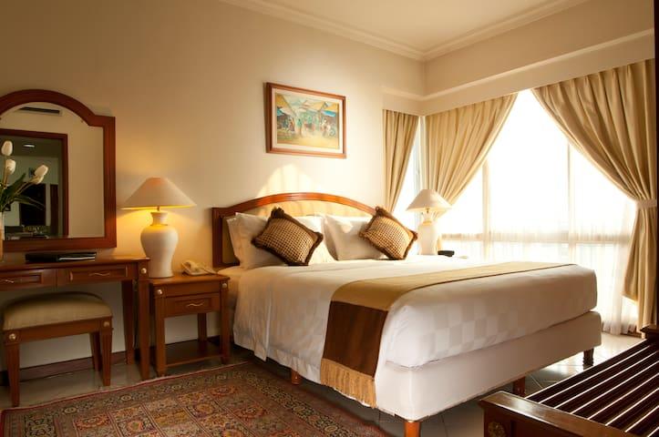 2 Bedroom Apartment at Puri Casablanca Residences