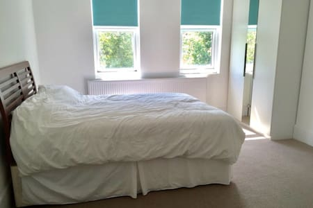 Fantastic location, 20 min to central London.