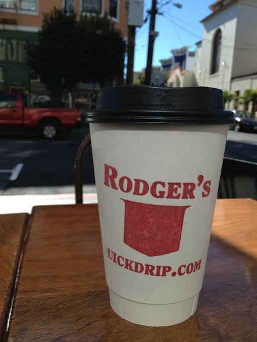 Foto de Rodger's Coffee & Tea en Mission District
