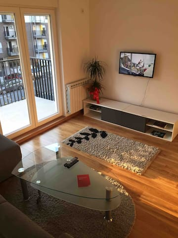 A brand new apartment on Danube, Zemun, Belgrade
