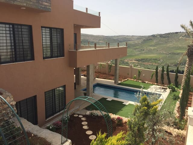 VILLA WARD-HIDDEN GEM OF THE JORDANIAN COUNTRYSIDE