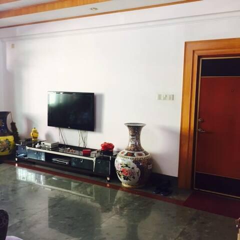 平民家庭的舒适二居 - Zhangzhou - Hus