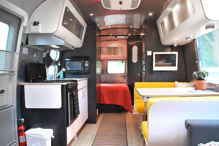 Zilker Area Airstream!