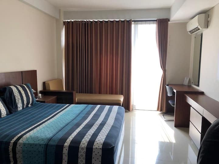 Cozy apt dago suites near to ITB(5min)