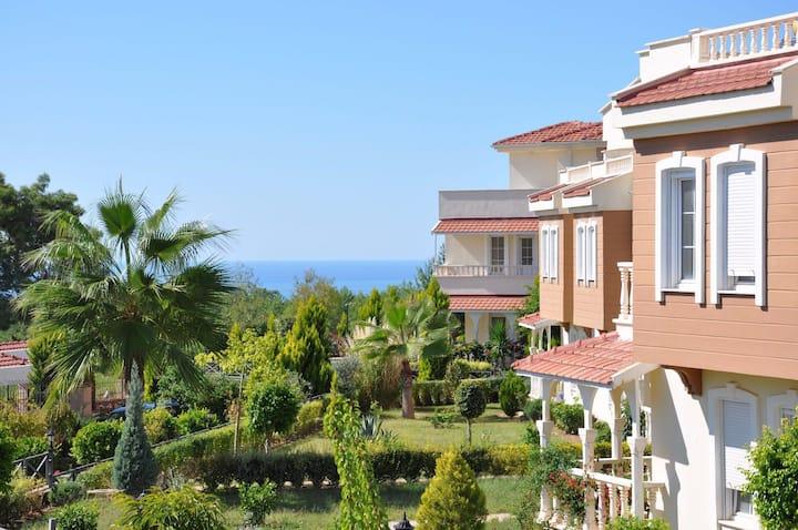Orkide 2 Villa     Avsallar-Alanya-TÜRKİYE