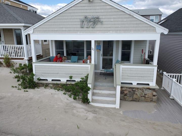 Perfect Beachfront Winter Getaway in Hampton