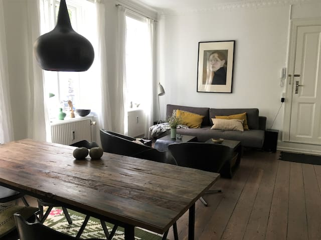 Latin quarter, cosy & stylish apartment Copenhagen
