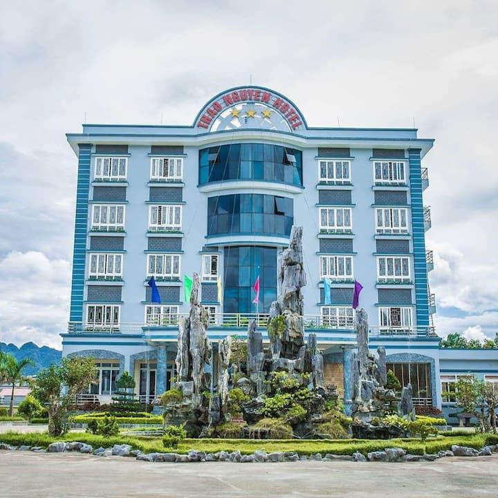 Thao Nguyen Hotel 3 *** Twin Room