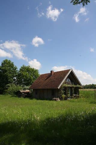 Kleines Ferienhaus in ruhiger Alleinlage