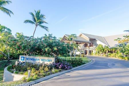 2brm Garden View - Wyndhams Denarau Island - Fiji