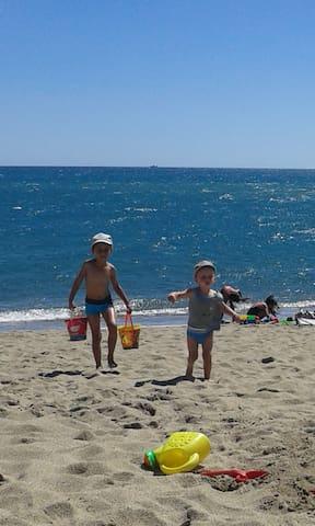 La plage a Torreilles
