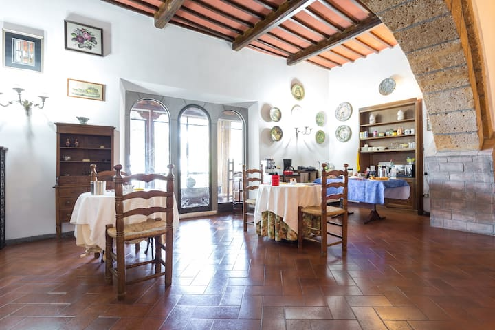 B&B Ippolito Orvieto Matrimoniale 2 - Orvieto - Bed & Breakfast
