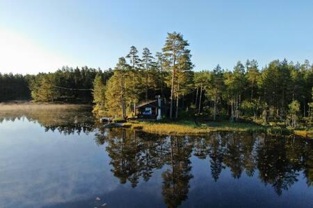 Koselig Hytte, 40km fra Oslo