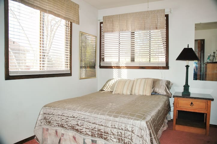 Private, Sunny rooms with Privat (1BR/ 1Den / 1BA) - Lafayette - House