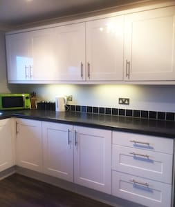 The Garden Flat fully self contained and modern - Brixham - 公寓
