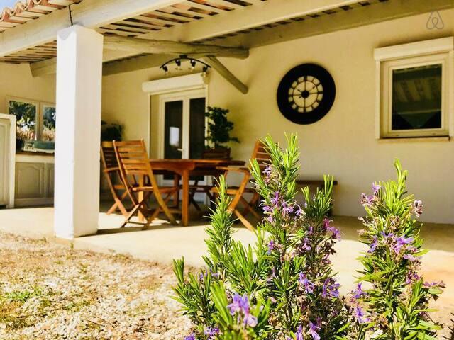 Maison avec jardin Isle sur la Sorgue