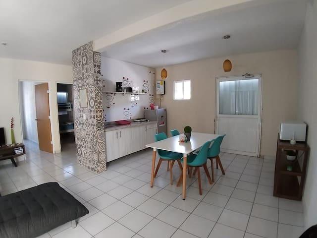 2 bedroom Apartment in Puerto Morelos