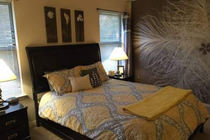 Private Master Suite