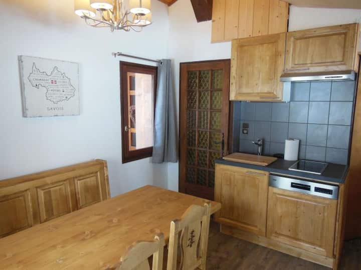 CHAMPAGNY - 4 pers, 34 m2, 2/1