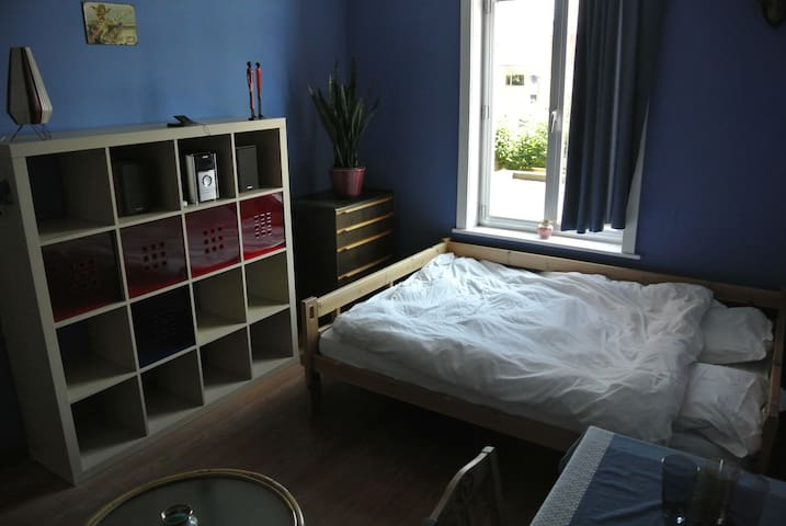 Cosy rooms, 2km from Ghent city with free parking!
