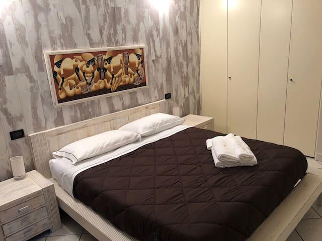 Casa 774 Appartamento con 3 camere e bagno privato