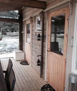 Cozy sauna cottage near by the city - Lahti - Cabane