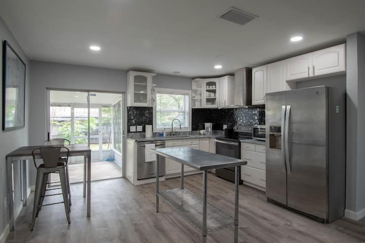 Modern Luxurious Home Near USF, Busch Gardens