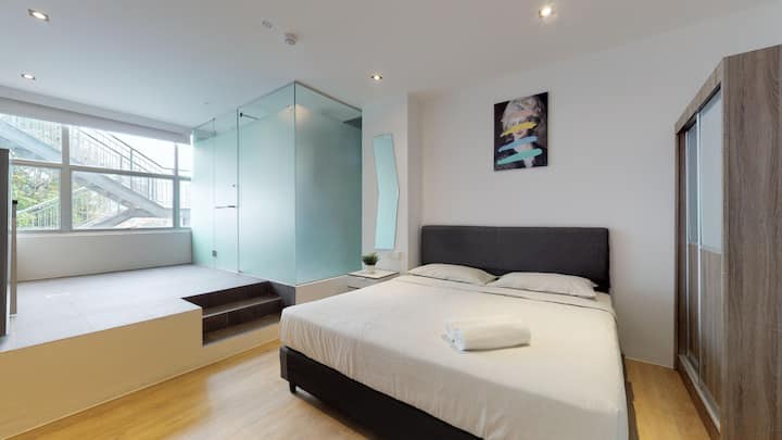 Studio King near Outram Park and Sentosa (8)
