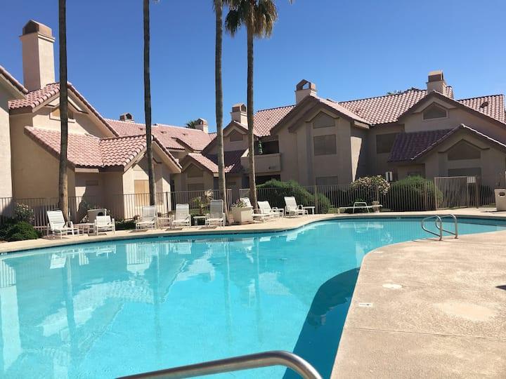 Amazing Resort with Pool Unit 26