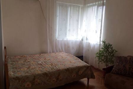 Комната в квартире в Пицунде
