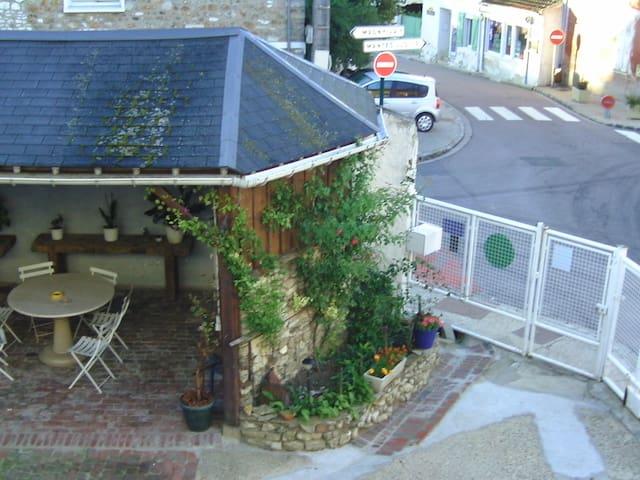 Forge de la Bucaille - Aincourt - Гестхаус