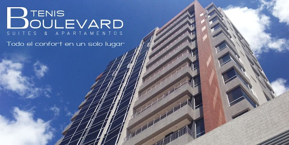 EXECUTIVE SUITE - DOWNTOWN QUITO