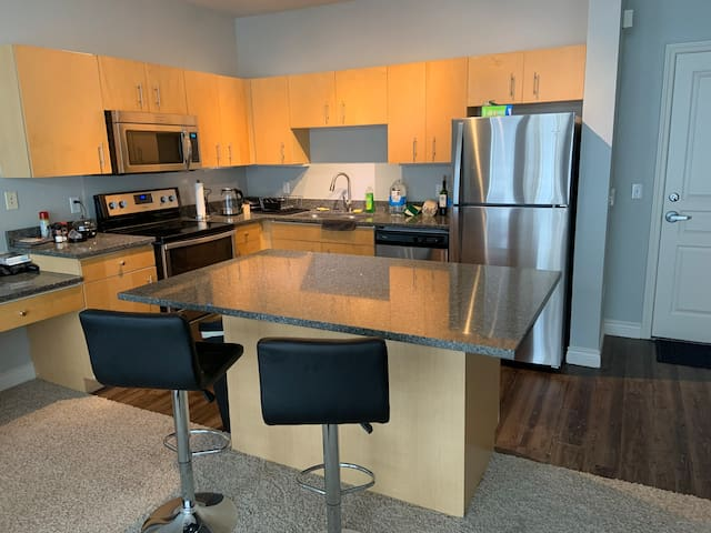 Condo in RiNo District