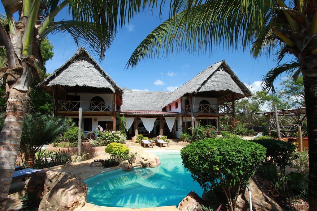 Che Che Vule - Private villa